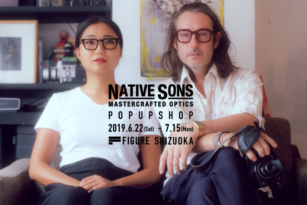 NATIVE SONS<br>POP UP STORE