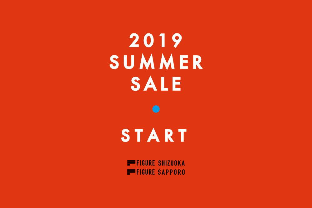 FIGURE SHIZUOKA/SAPPORO<br>SUMMER SALE