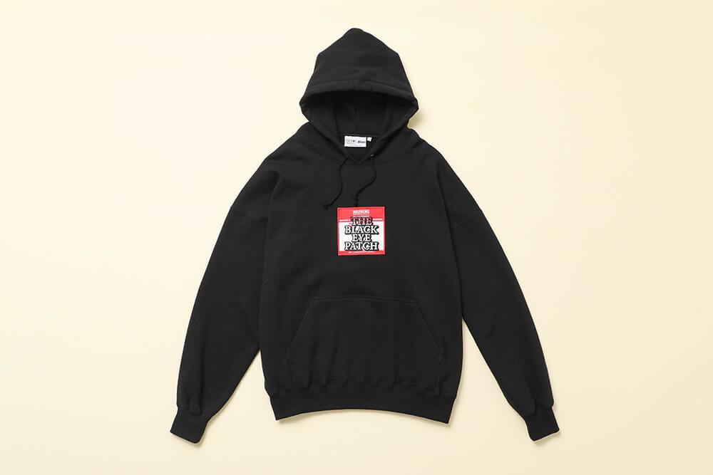 BlackEyePatch<br>Label Hoodie