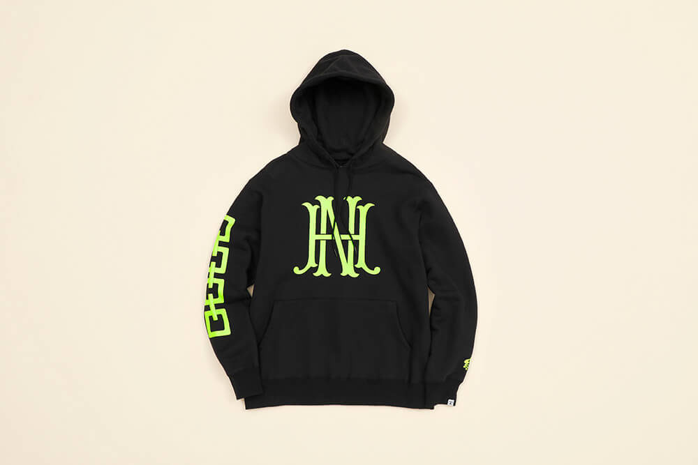 Hombre Nino<br>Hooded Sweat Shirt