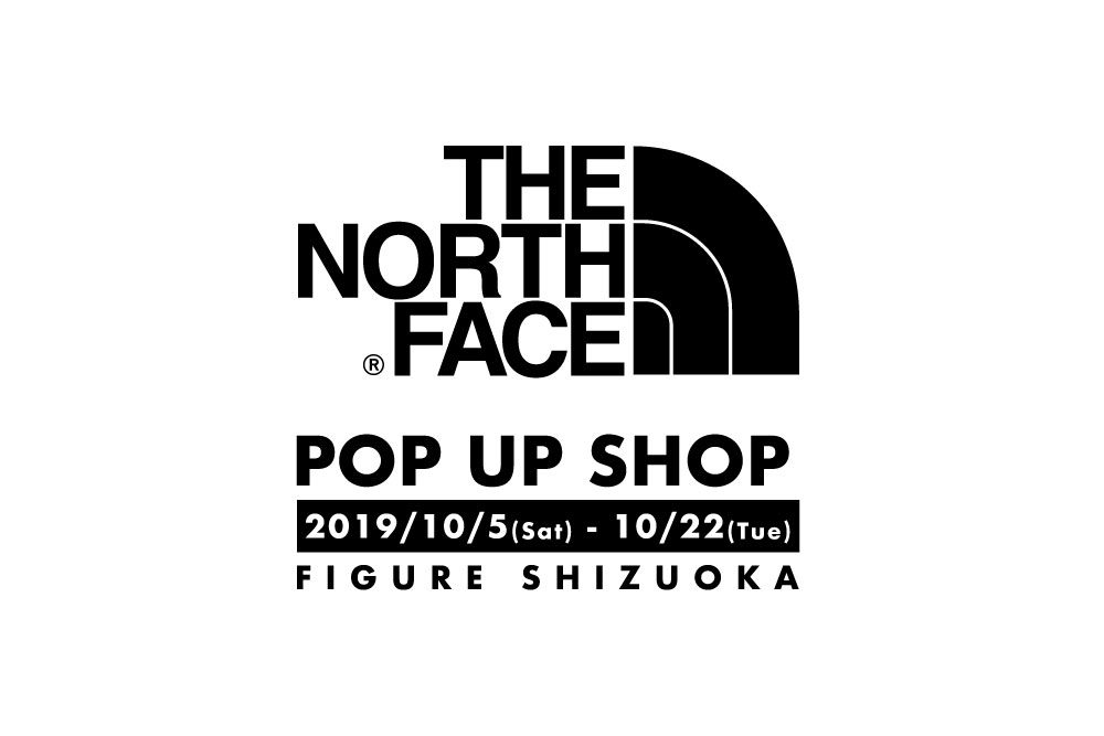 THE NORTH FACE<br>POP UP