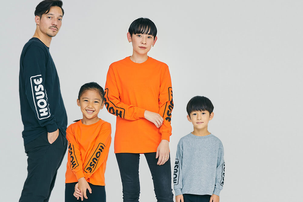 IN THE HOUSE<br>19AW Collection