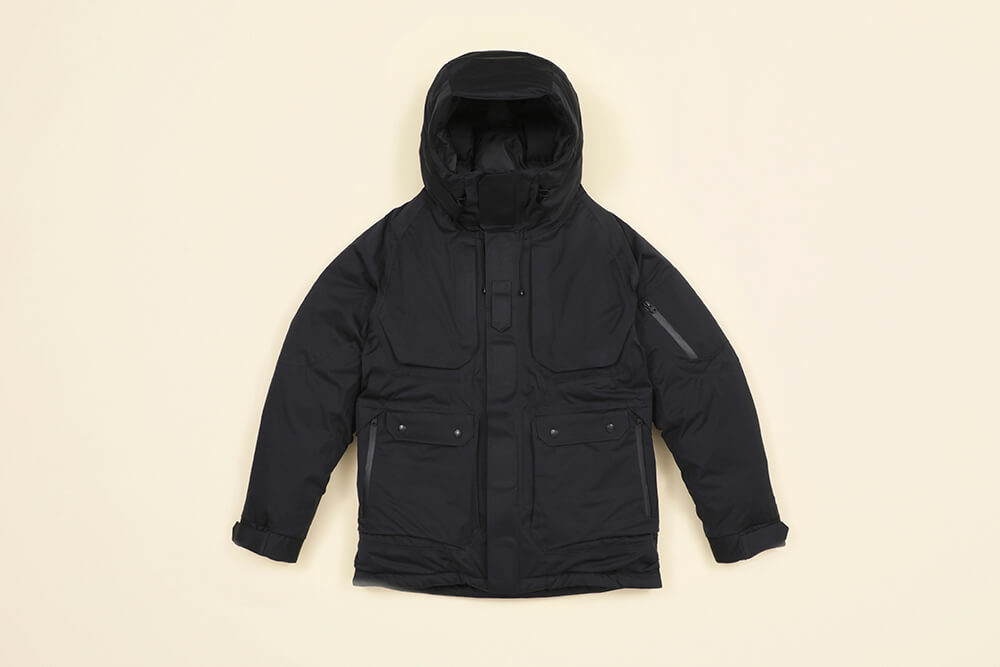 White Mountaineering<br>Gore-Tex Down Jacket