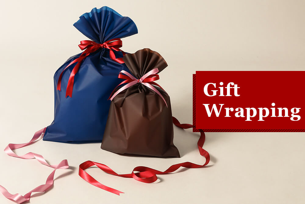 Gift<br>Wrapping