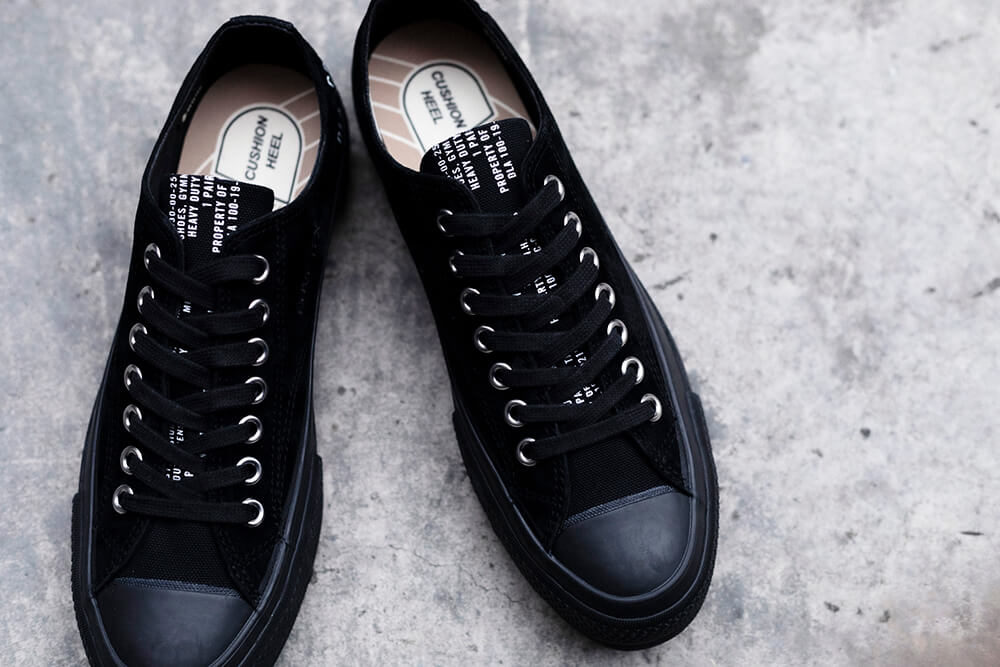 CONVERSE ADDICT×N.HOLYWOOD EXCHANGE SERVICE<br>CHUCK TAYLOR GORE-TEX NH OX