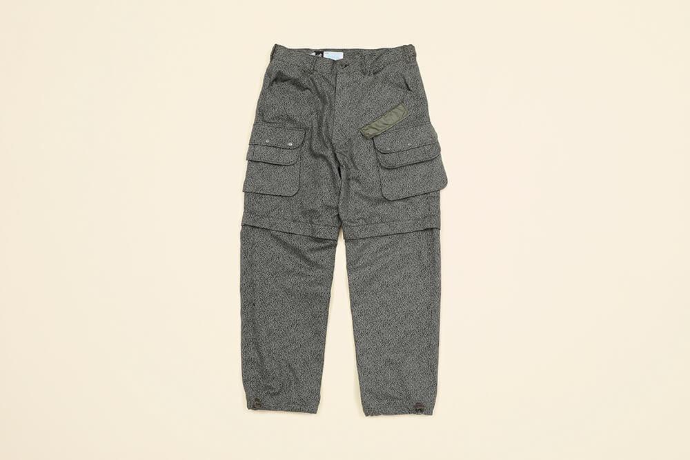 Hombre Niño × _CORONA<br>2way Stream _Pants