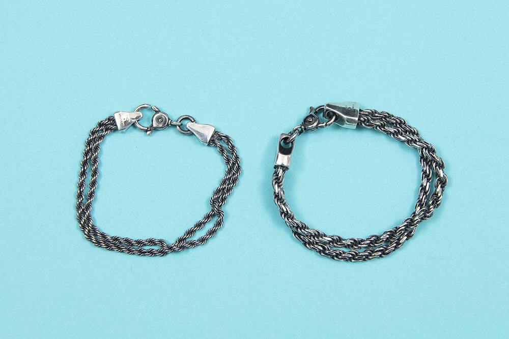 nonnative × END<br>Dweller Chain Wide 925 Silver, Dweller Chain 925 Silver