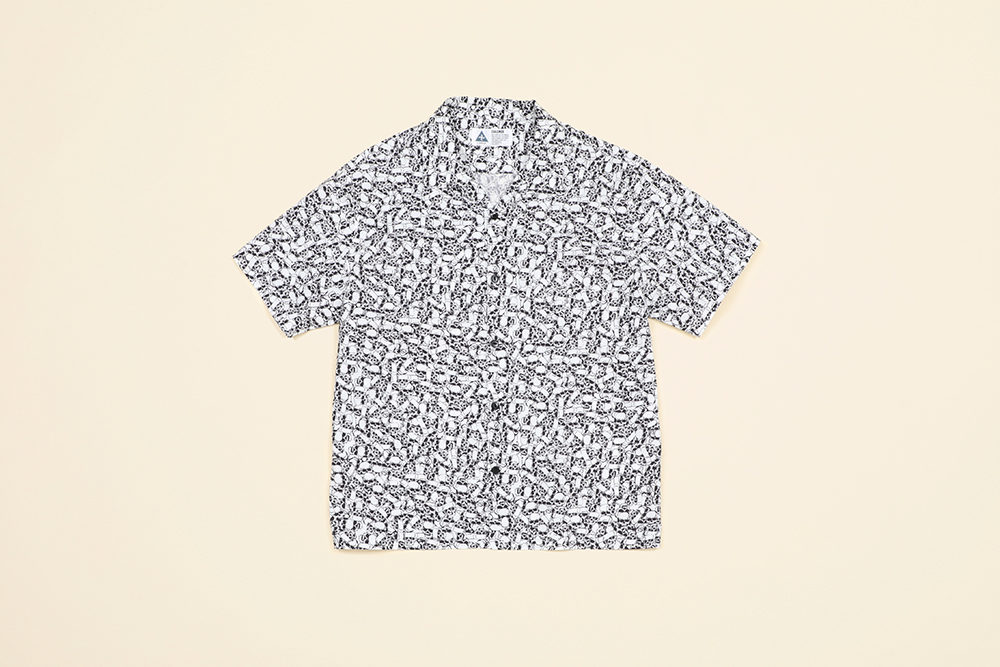 CHALLENGER<br>Printed S/S Shirt