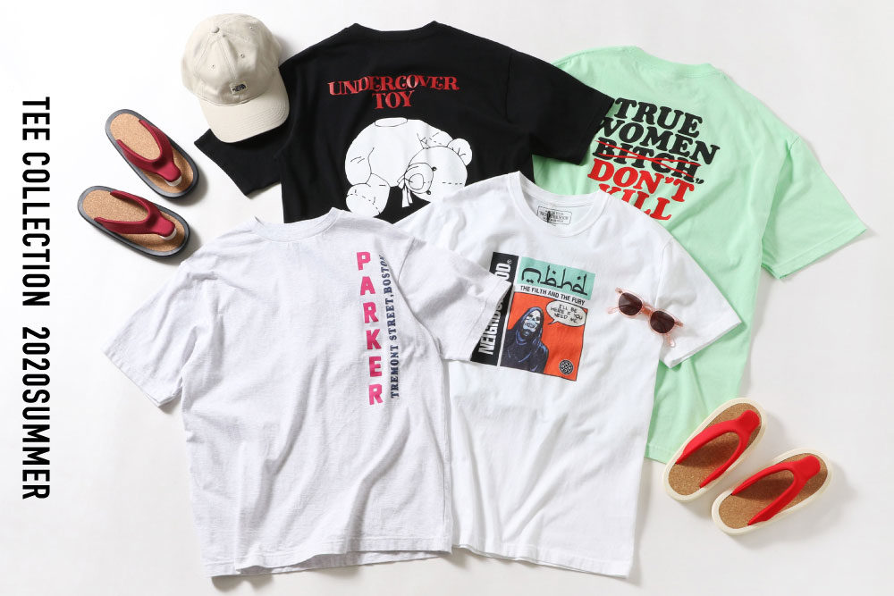 TEE COLLECTION<br>2020 SUMMER