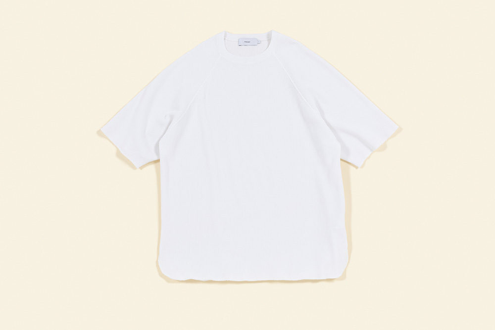 Graphpaper<br>Waffle S/S Tee