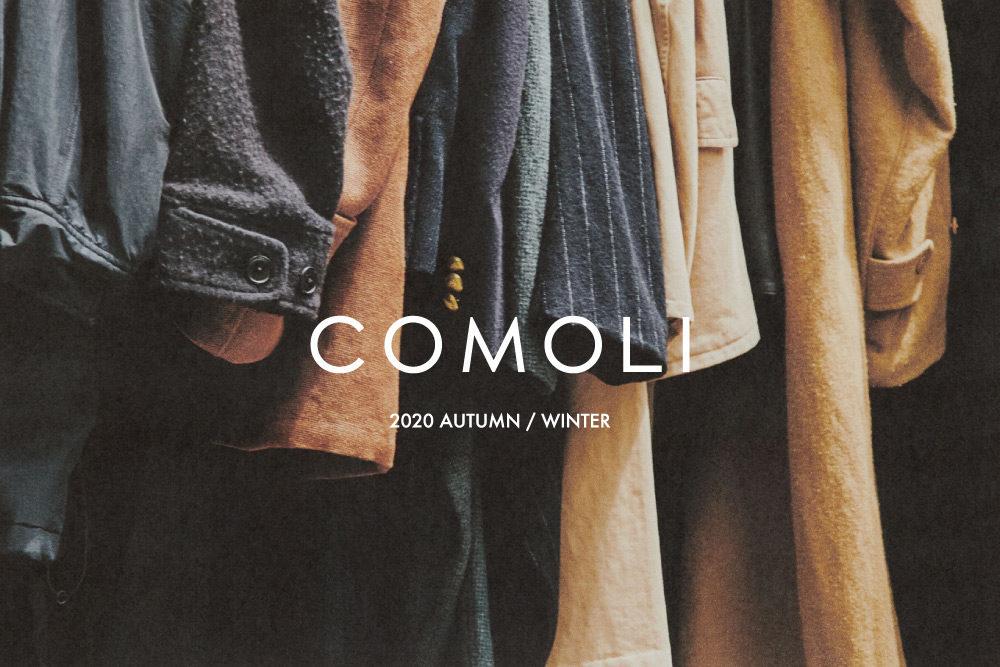 COMOLI<br>2020 AUTUMN / WINTER COLLECTION