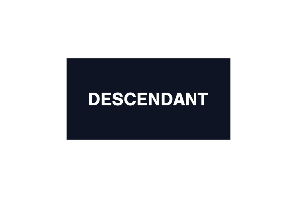 DESCENDANT <br>2021 S/S COLLECTION