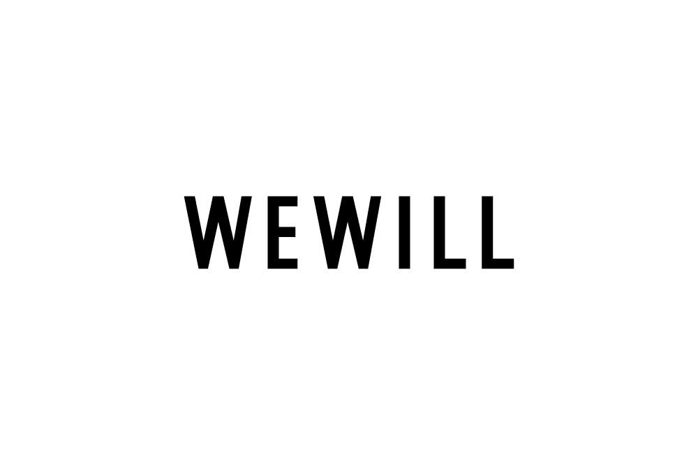 NEW BRAND<br>WEWILL