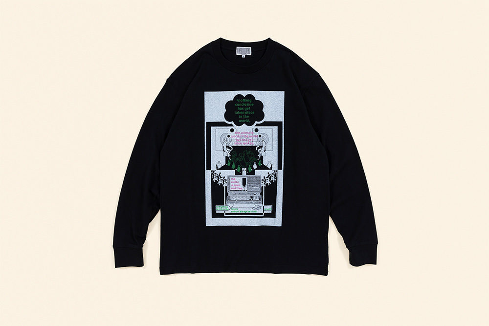 C.E<br>MD OpenWorld LONG SLEEVE T