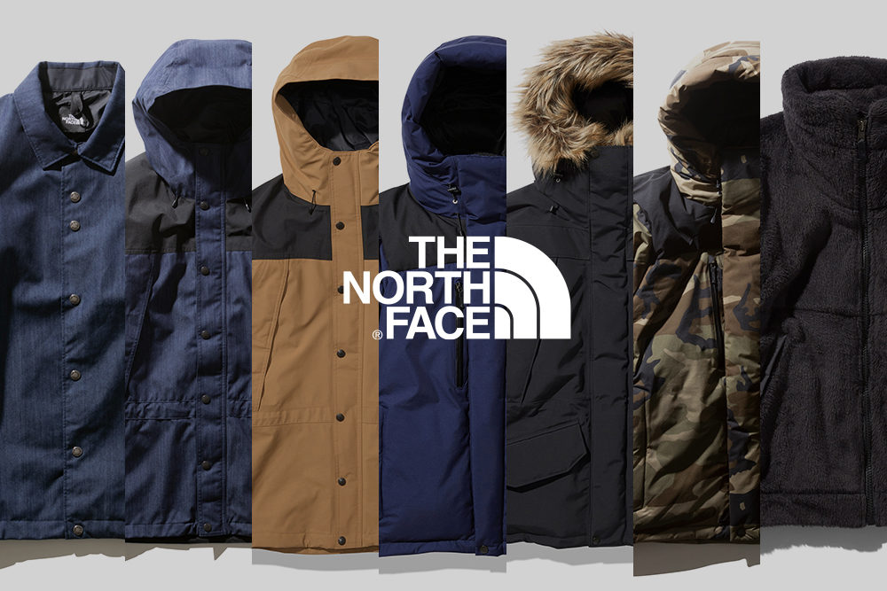 THE NORTH FACE 先行販売