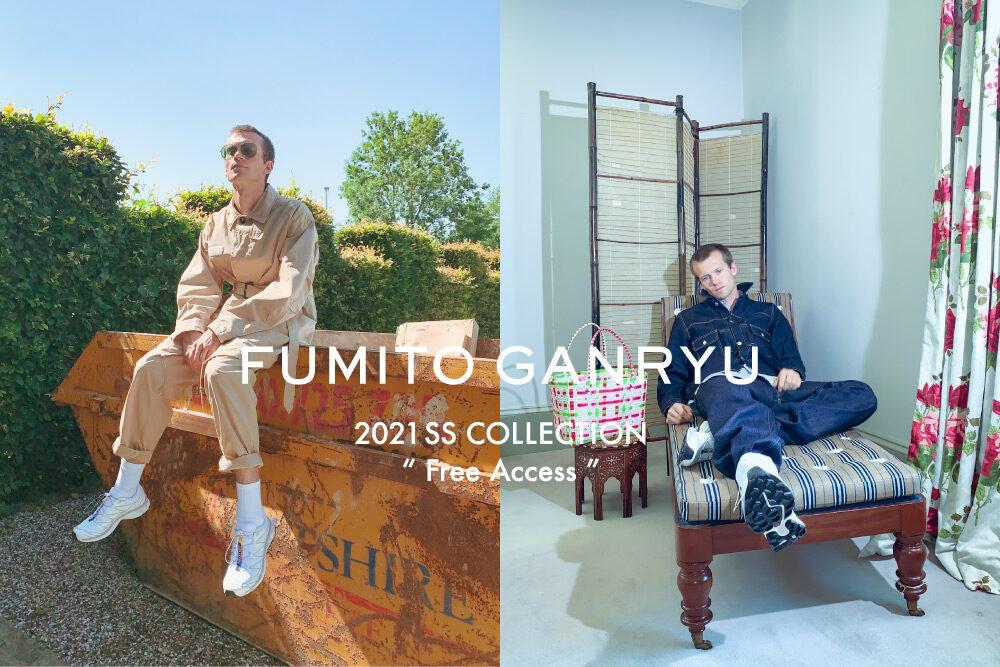 NEW BRAND <br>FUMITO GANRYU