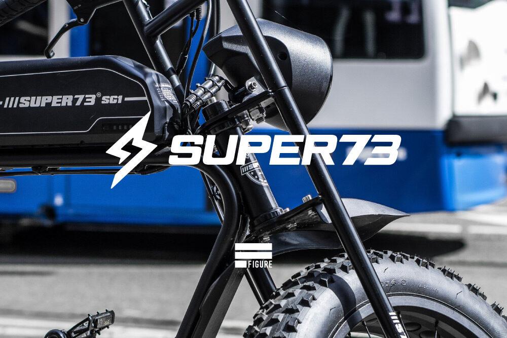 SUPER73 EXHIBITION  <br>at FIGURE SHIZUOKA