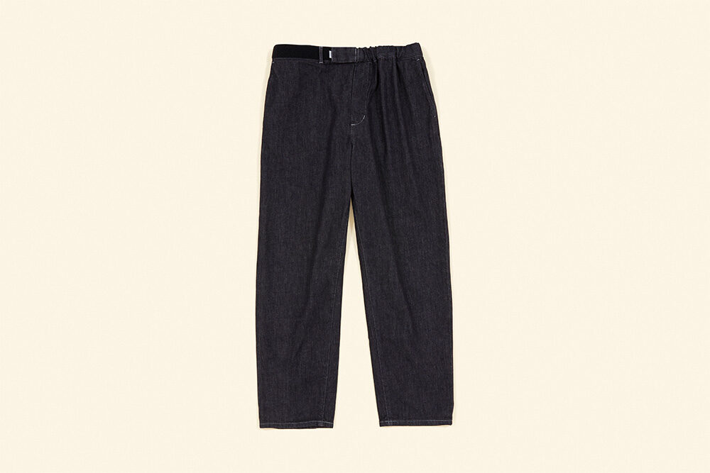 Graphpaper <br>Colorfast Denim Baggy Chef Pants