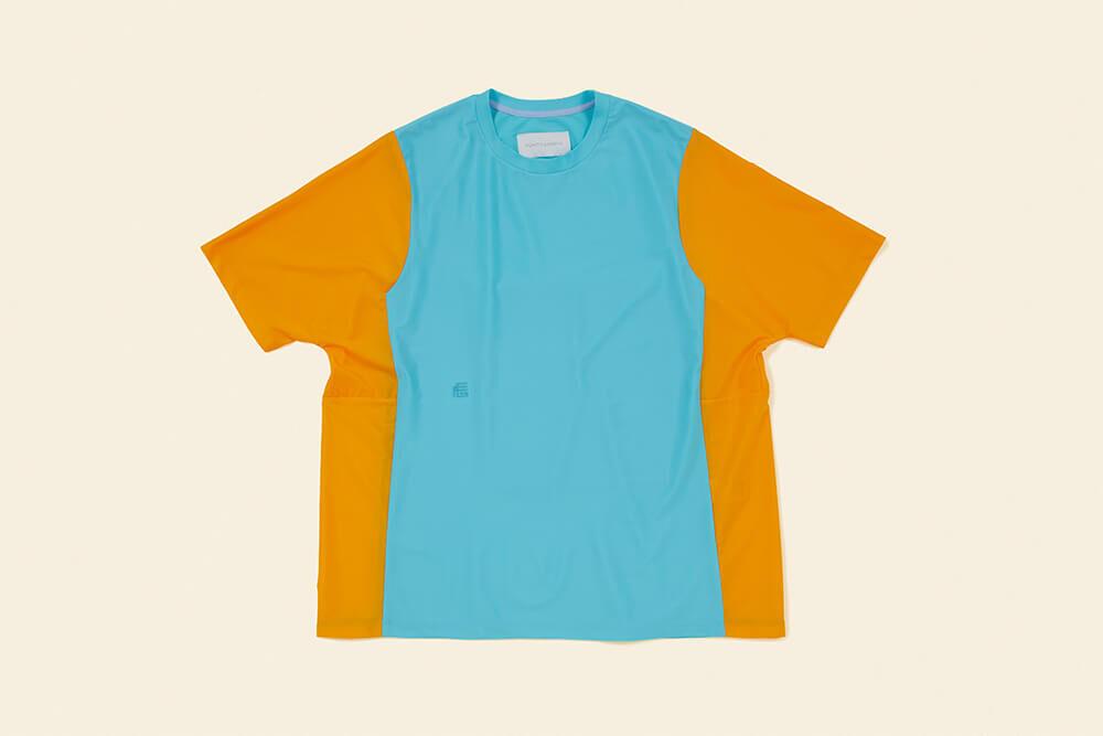 FUMITO GANRYU <br>Rash Guard Rebuilt XXL T-shirt