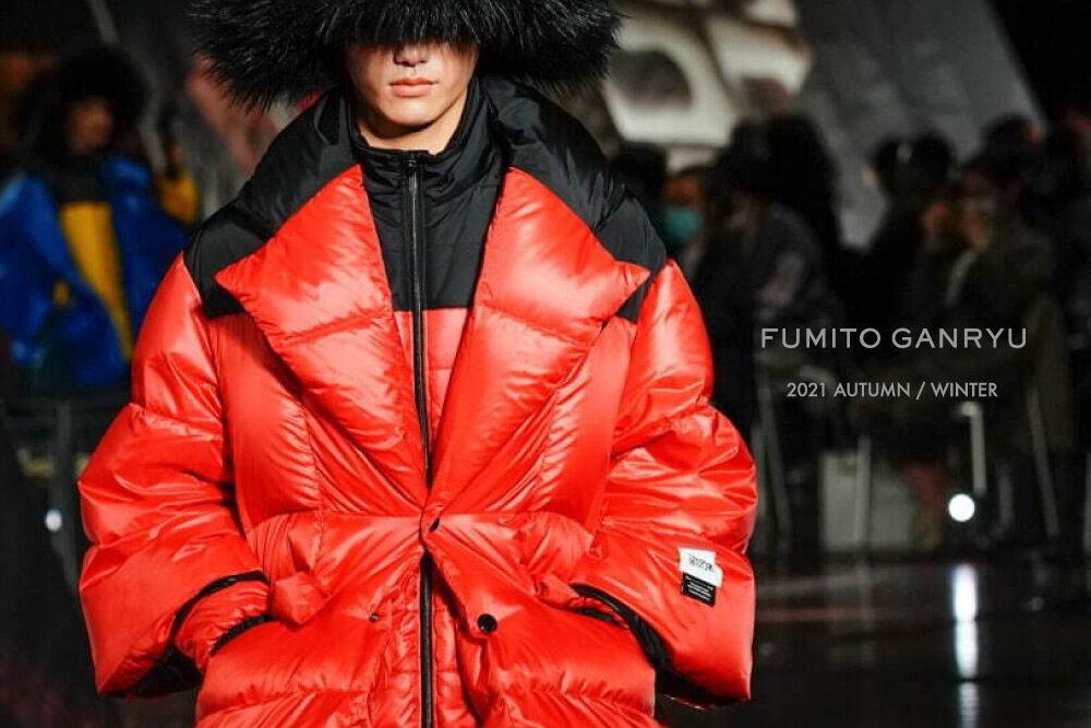 FUMITO GANRYU <br>2021 AW COLLECTION