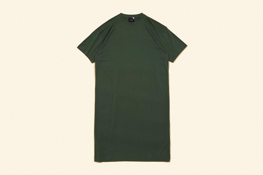 ATON <br>SUVIN 60/2 OVERSIZED DRESS