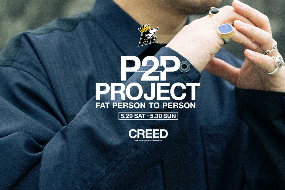 "FAT POPUP <br>""P2P PROJECT"""