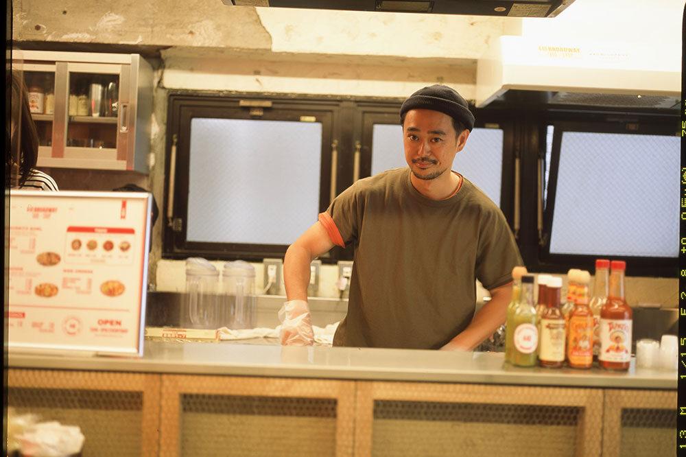 Vo.4 Kensuke Soeda<br>Meets Tech Cloth